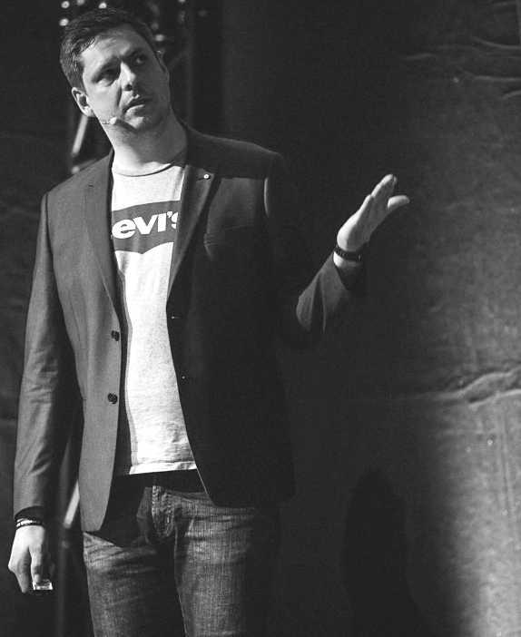 Christian Penseler als Speaker